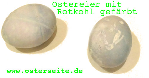 halbe ostereier färben